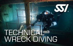 Technical Wreck Diving